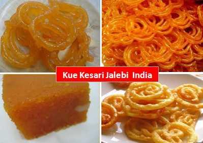 Raja Portal Blogger: Resep Kue Kesari Jalebi India