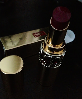 Yves Saint-Laurent - Volupte Sheer Candy in Prune In Fire - £23.50