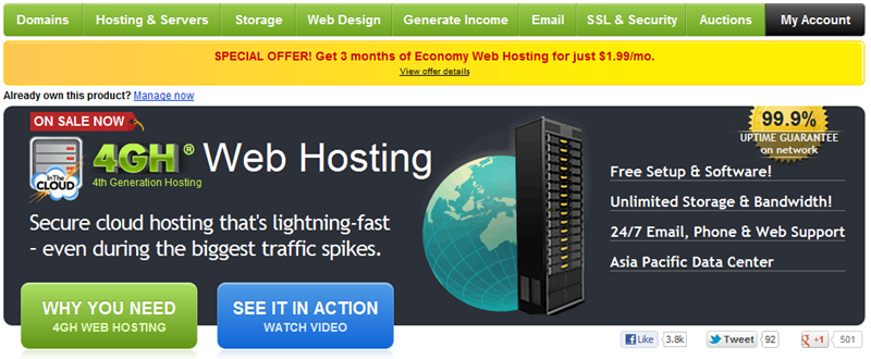 godaddy-secure-web-hosting-unlimited-bandwidth