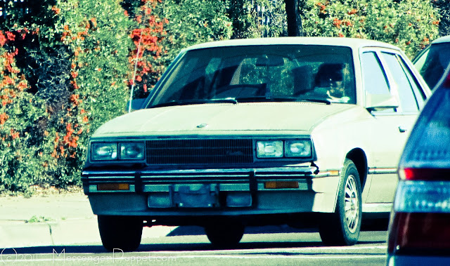 1984 Cadillac Cimarron