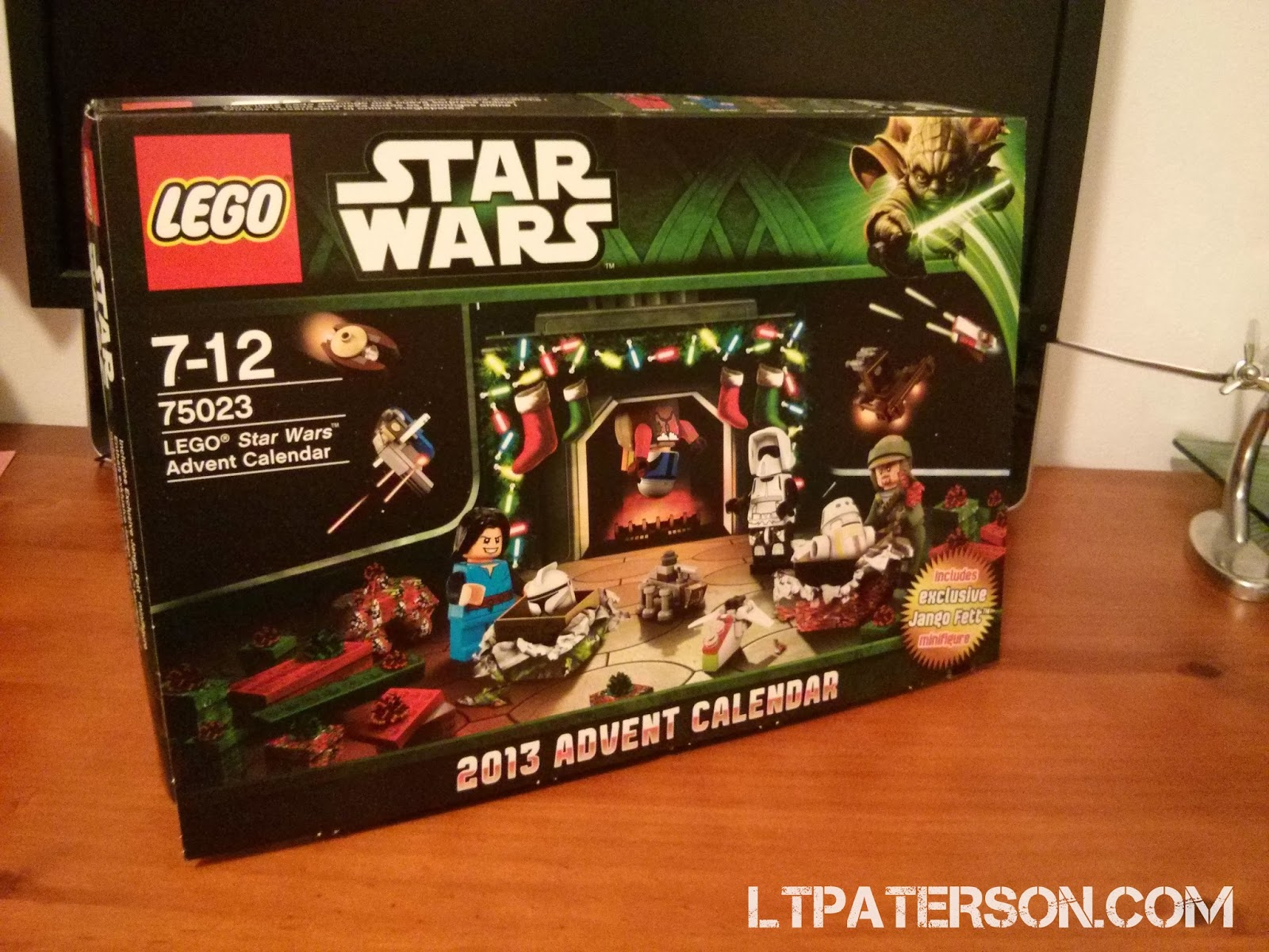 calendrier de l 39 avent lego star wars jour 1 ltpaterson. Black Bedroom Furniture Sets. Home Design Ideas