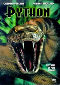 Python: A Cobra Assassina Dublado