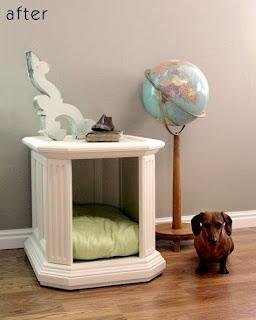 como fazer cama ou casinha para animais
