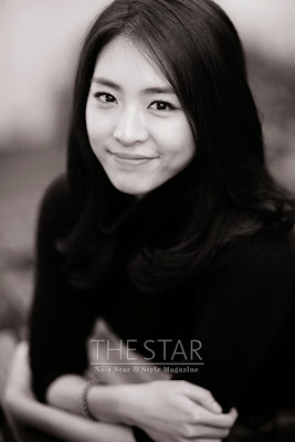 Lee Yeon Hee - The Star Magazine November Issue 2013