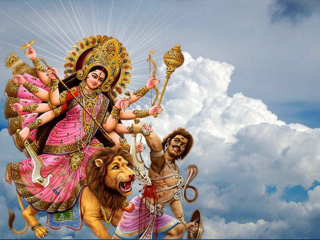Mata Durga Pictures for Free Download