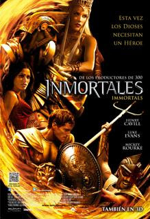 Inmortales audio latino