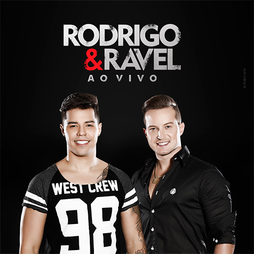 CD Rodrigo & Ravel - Ao Vivo (Lançamento 2016)