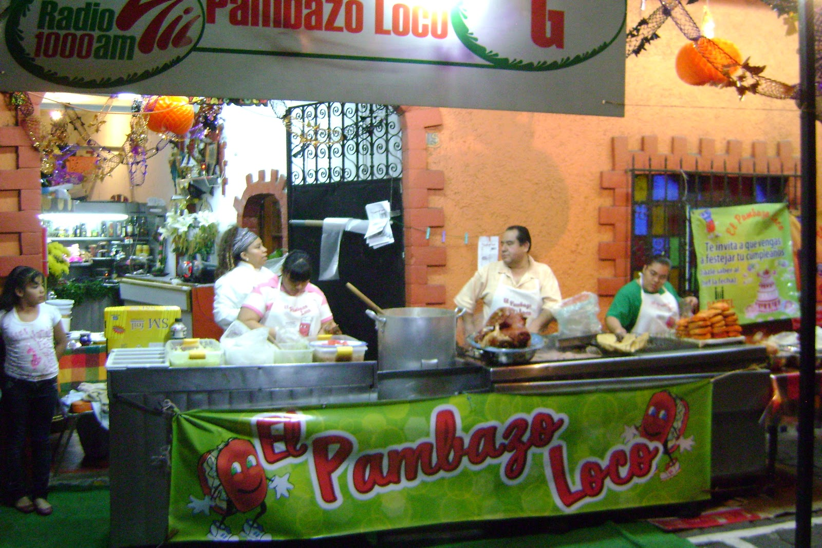 Pambazo Loco