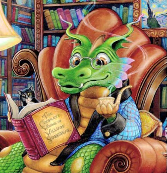 QS Literate Dragon