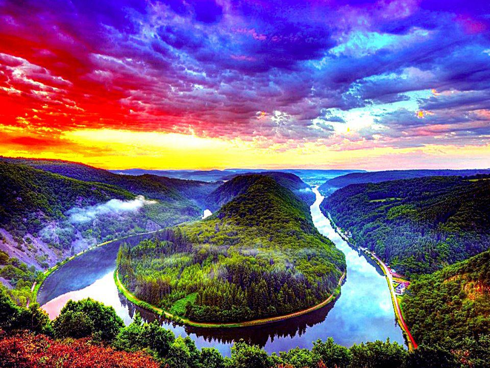 Fotografias de paisajes fotografias y fotos para imprimir - Paisaje con colores calidos ...