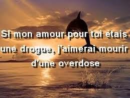 Texte d'amour blog