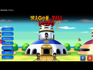 Download Game Ringan Untuk PC - Dragon Ball Lodeu 2