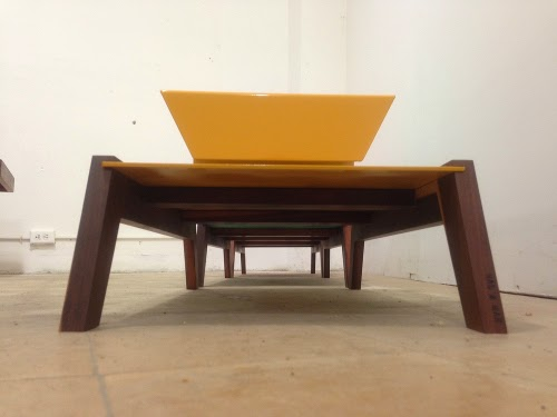 Low-Low Tables by Mal and Mar