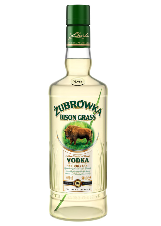 Pas sûr qu'il n'y ait que de l'Ô dans les tonnes à eau !!!! Zubrowka