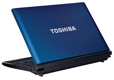 Harga Laptop Toshiba Bulan Agustus 2012