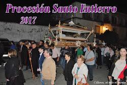 PROCESIÓN SANTO ENTIERRO 2017