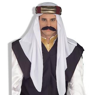 Arab Sheik Fashion