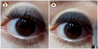 tutorial smokey eye