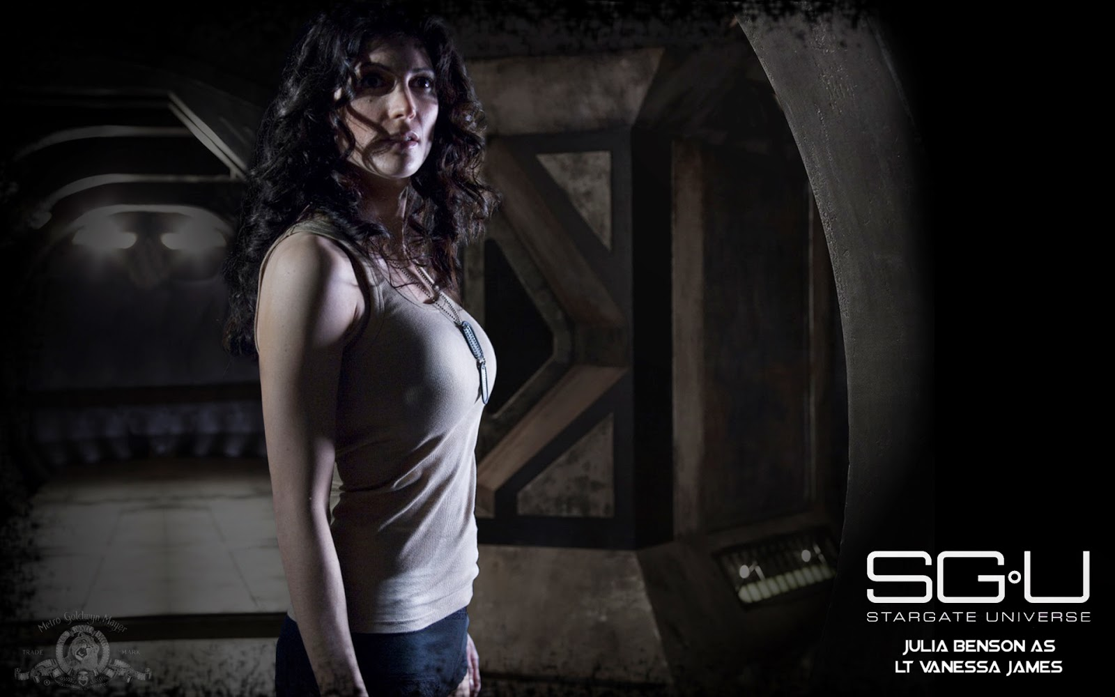 julia benson in stargate universe wide