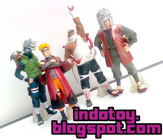 Jual Naruto 4.22 Figure indotoy toko online