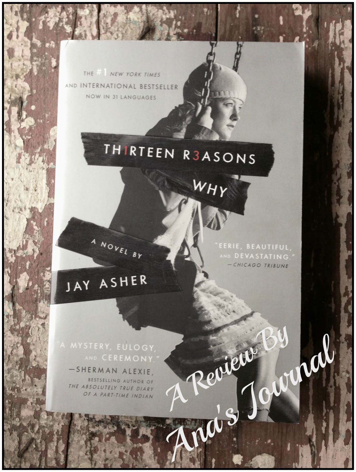 13 reasons why: a story of girl who committed suicide essay The official website for jay asher's debut novel, thirteen reasons why.