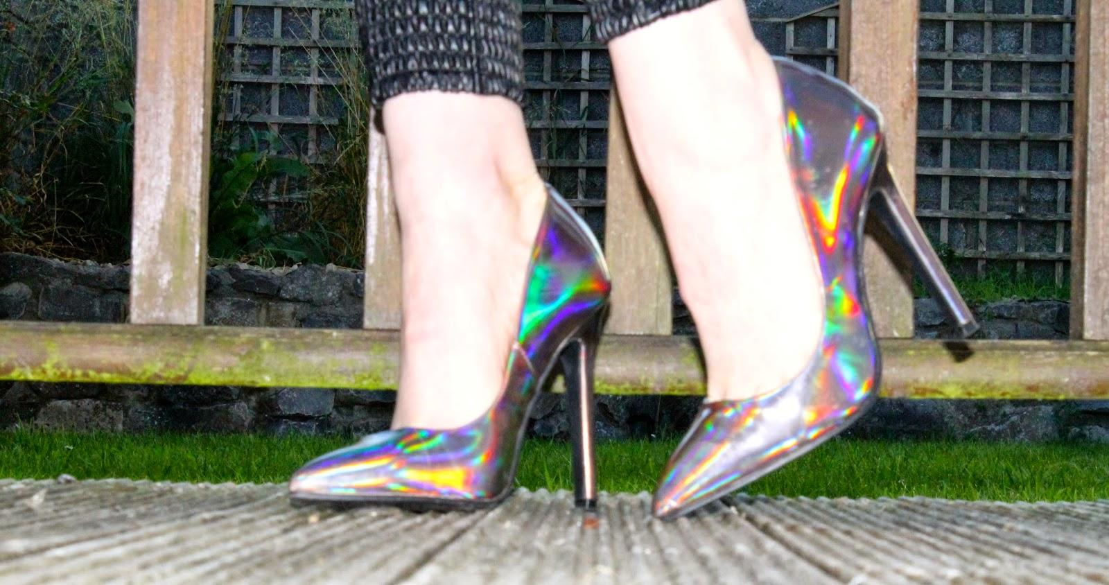 Primark Limited edition heels bec boop
