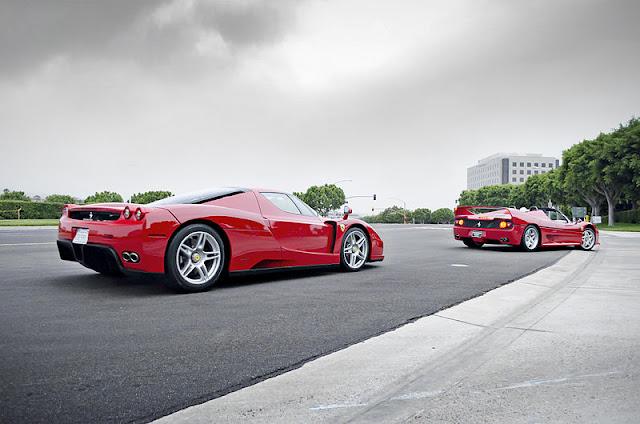 Gambar Mobil Sport Ferrari Enzo 14