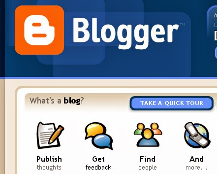 How to Setup Blogger Blog