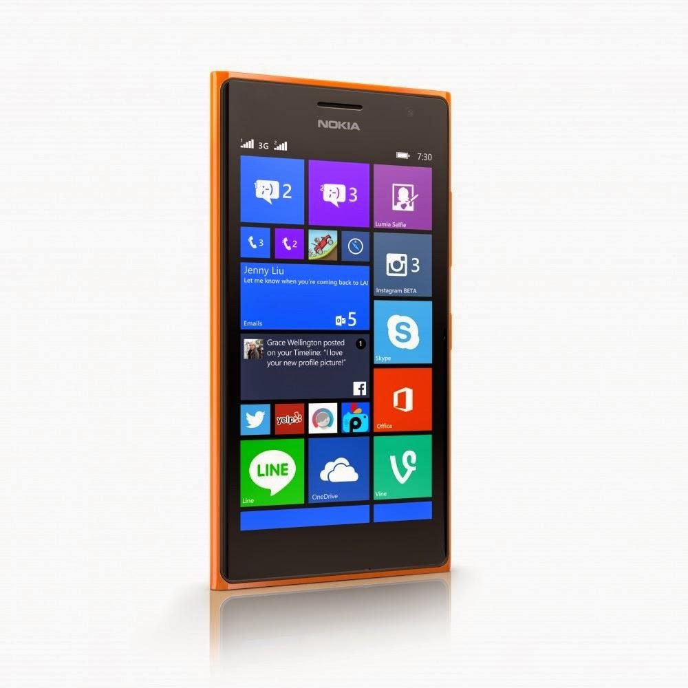 Nokia Lumia 730 - MobileRena