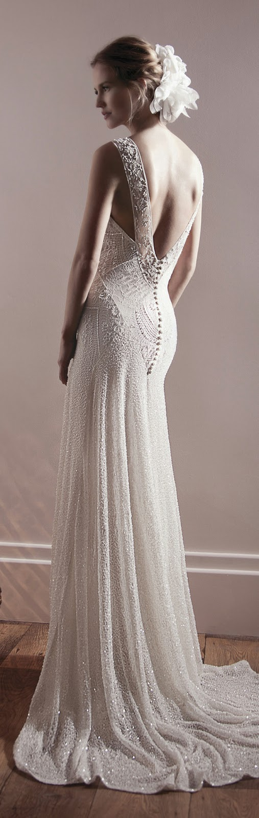 Lihi hod 2013 bridal collection belle the magazine for Lihi hod wedding dress