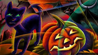 #8 Halloween Wallpaper
