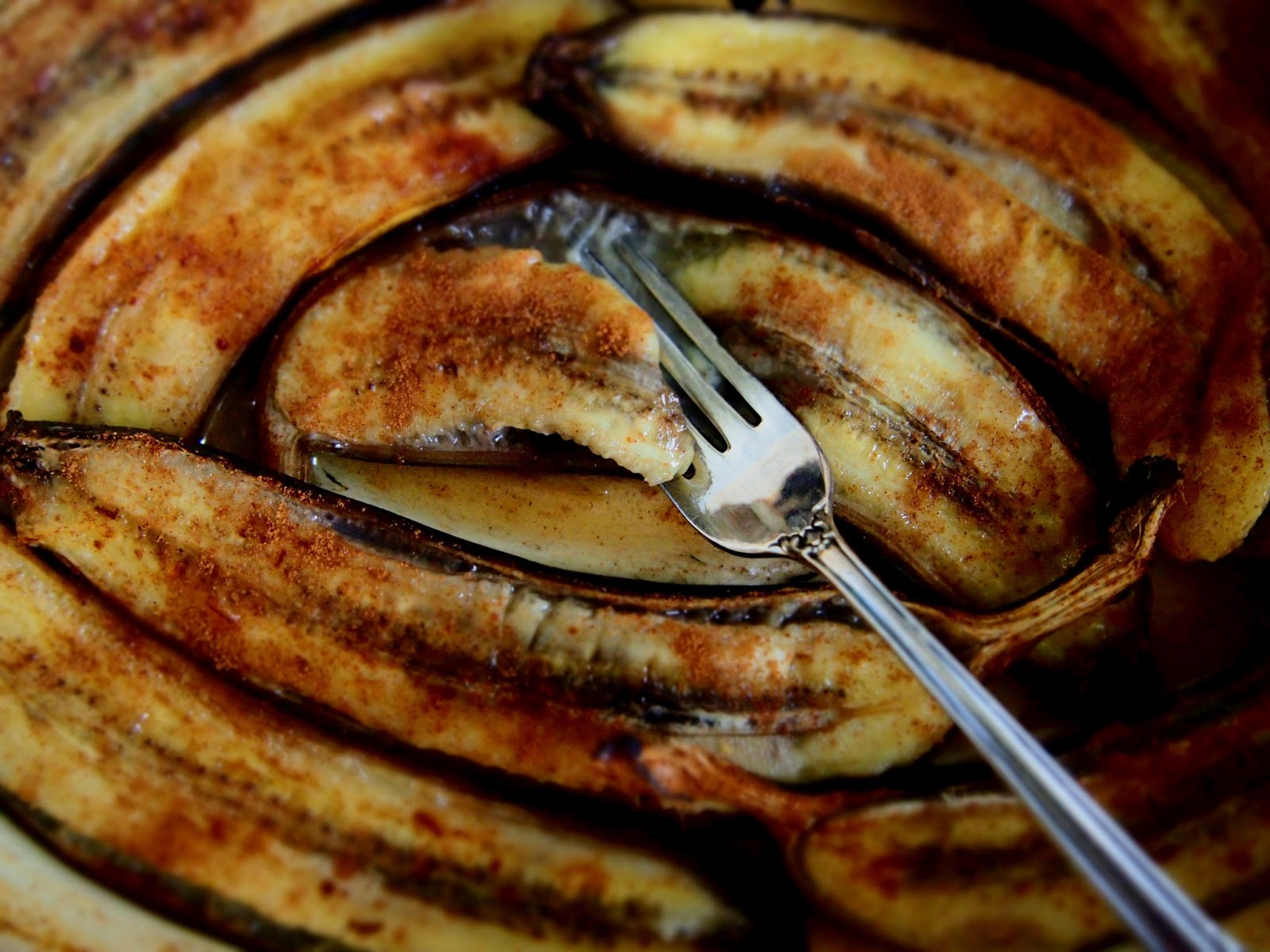 Baked Bananas Recipe — Dishmaps
