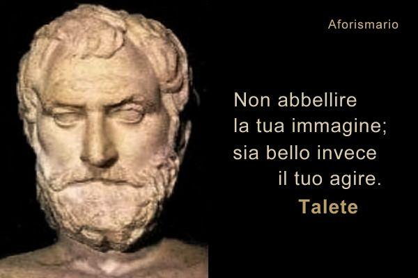 citazioni filosofi greci