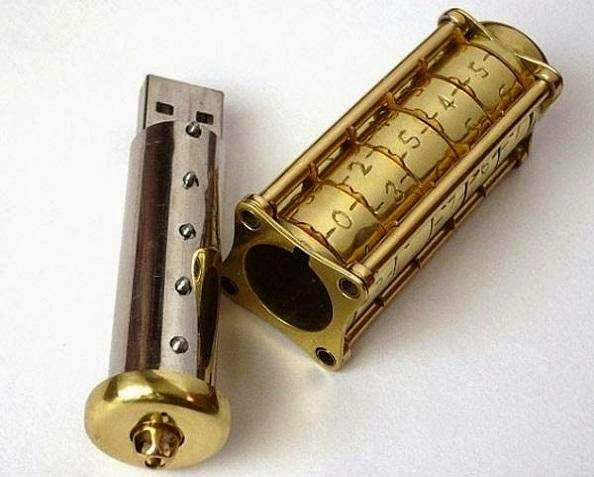 46 Unbelievable Photos That Will Shock You - Cryptex Flash Drive