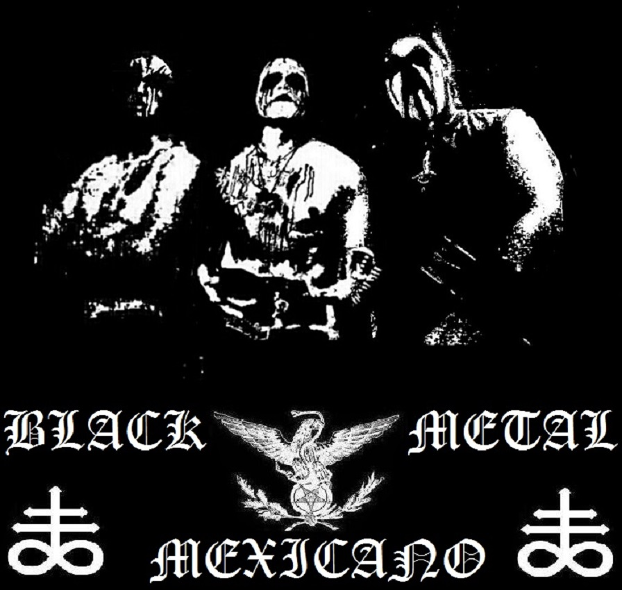 BLACK METAL MEXICANO
