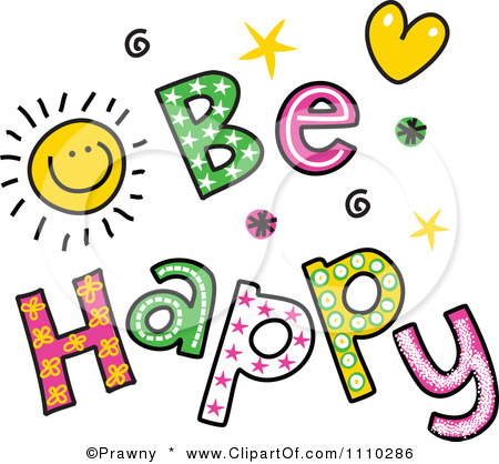 Happy Friday Clip Art people are just as happy as