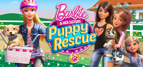 Barbie and her sisters puppy rescue 1 dvd