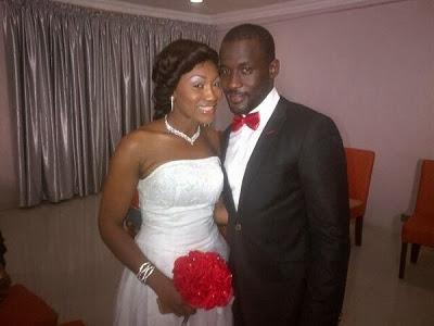 ebube nwagbo weds joseph benjamin