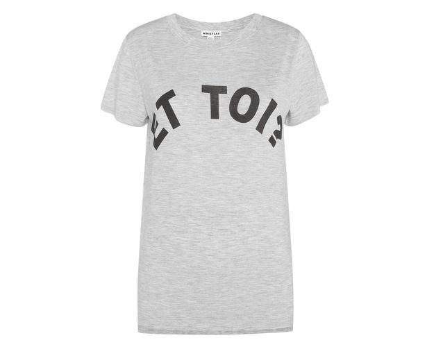 et toi tshirt, grey whistles top, grey whistles tee,