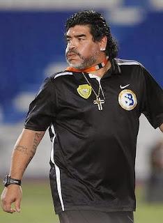 Diego Maradona chased for $55m Italian tax bill