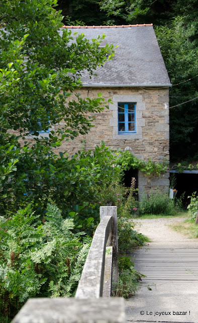 Pont Aven - le bois d'amour