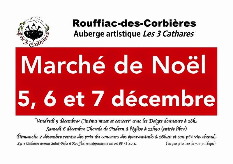 Marchés de Noël dans les Corbières