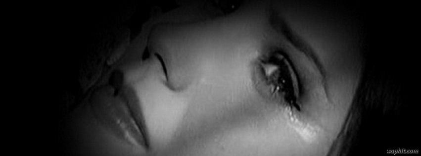 Ağlayan kadın kapak fotoğrafı
