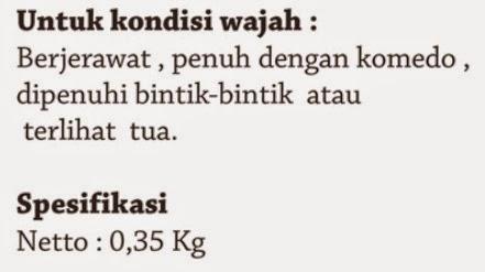 Jual Masker Wajah Herbeauty Homemade Green Tea Pekanbaru