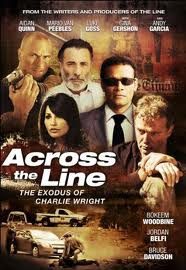 Ver Across The Line (2010) Online