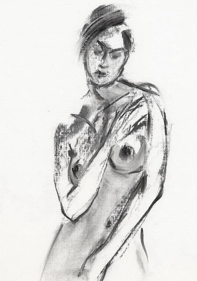 Exposed [Colectivo-Privado] Bocetos-de-torsos-desnudos-de-mujeres_10