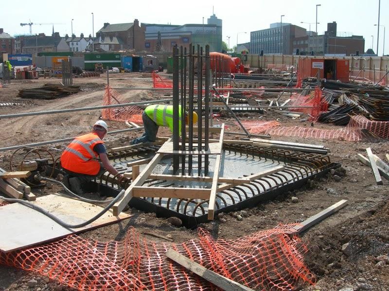 proceso constructivo columna de concreto reforzado