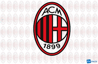 Ac Milan Symbol HD Desktop Wallpaper