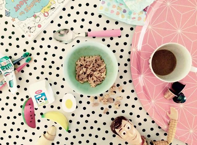 My (alternative) morning routine