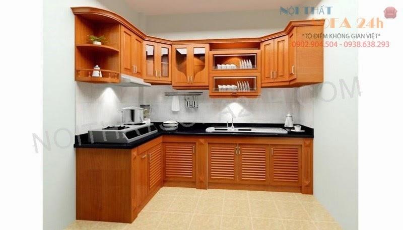Tủ bếp TB060